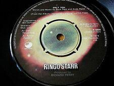 "RINGO STARR - ONLY YOU  7"" VINYL"