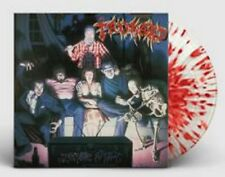 Tankard -Zombie Attack - New Clear/Red Splatter Vinyl LP
