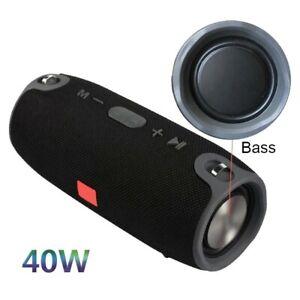 40W Portable Bluetooth Speaker