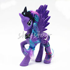 My Little Pony Horse FRIENDSHIP IS Magic  Princess Luna  With Crown Figure toys