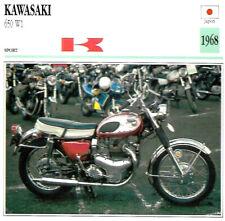 A004-79344615 Kit de 2 joints spy de fourche KAWASAKI 500 H1