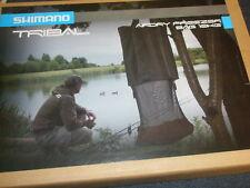 SHIMANO TRIBAL AirDry Sac 10kg shtr35 Matériel de pêche à la carpe