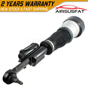 Front Right Air Suspension Strut For 4Matic Mercedes W221 S500 S550 CL500 CL550