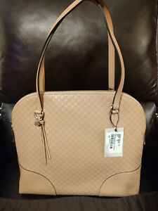 New with tags GUCCI Guccissima Micro Soft Pink Leather Dome Bag 449243