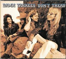 DAMN YANKEES Don´t Tread (+2 Bonus) JAPAN CD WPZP 4958 DELUXE EDITION Ted Nugent