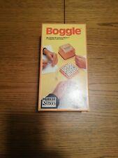 Boggle - Erstausgabe von 1978 - Parker - TOP