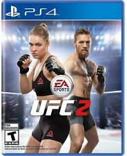 Nuovo EA Sports UFC 2 (Sony Playstation 4, 2016) Ronda Rousey