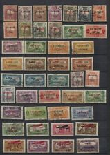 Latakia, Syria MH /Used / Unused Collection on 5 Pages (Some Toning/Thins ) (JW)