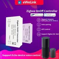 Smart Remote Control Switch Accessories Hub For Alexa SmartThings Zigbee