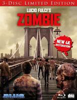 Zombie (3-Disc Limited Edition) [New Blu-ray] Ltd Ed, Anniversary Ed