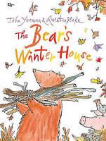 (Good)-The Bear's Winter House (Paperback)-Yeoman, John-184270916X