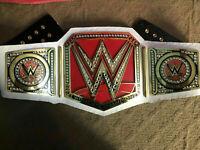 WWE Womens Wrestling Championship Belt Adult Size Replica