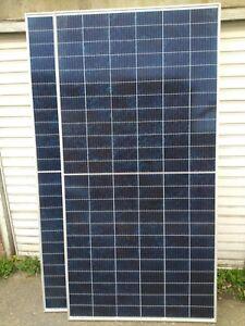 Solar Panels 2 X 415W  Total Power 830W