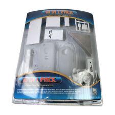 Pack Set Accesorios 10 en 1 para Nintendo Wii ,Color Blanco n212