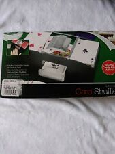 Meridian Point Casino 2-Deck Automatic Card Shuffler Factory Sealed