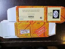 BOITE VIDE NOREV  CITROEN 2CV 6 1977  EMPTY BOX CAJA VACCIA