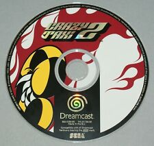 Crazy Taxi 2 Disc Only - SEGA Dreamcast Game - PAL E