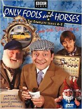 ONLY FOOLS AND HORSES - THE COMPLETE SERIES 4 - 5 AND THE SPECIALS (BOXSET (DVD)