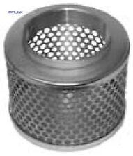Strainer Round Hole 6 Female Npt Plated Steel Suction Hose Strainer Ltrh60b