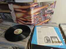 Streetwalkers -self-titled - LP analog vg+/ex gf Jeff Beck Iron Maiden Family