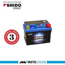 Alta calidad Shido de iones de litio LiFePO 4 batería ltz5s Lion ytz5s