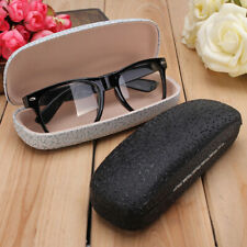 Portable Vine Pattern Spectacle Eye Glasses Hard Case Sunglasses Box Container