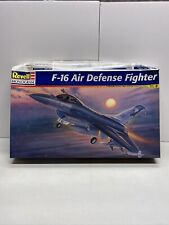 Revell Monogram Model Airplane F-16 Air Defense Fighter 1/48 - (NIOB)