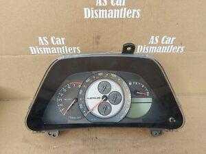 Lexus is200 speedo dials cb1