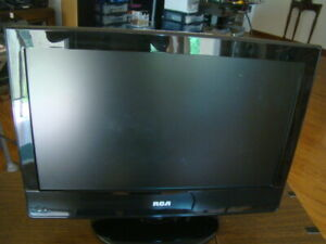 """RCA 19LA30RQ 19"""" LED TELEVISION Fully Tested Great Working Condition"""