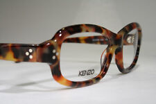 New KENZO KZ2153 Women's Colorful Eyeglass Frames Readers with Case - Size Large