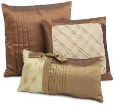 Hudson Street, Back to Nature 3-Piece Decorative Pillow Set - Natural color