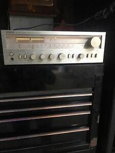 Hitachi SR-504 Vintage Receiver Good Condition Made In Japan