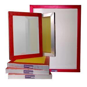 Aluminium Screen Printing Frame - silk screen, print,  choose size and mesh