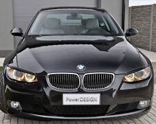 Eyebrows for BMW 3 E92/E93  2006-2010  headlight eyelids lids ABS Plastic