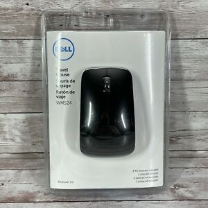 New Dell WM524 Bluetooth 3.0 Wireless Optical Mouse - Black