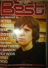 BEST:N.118-PETER GABRIEL-KRAFTWERK-DEVO-BLUE OYSTER CULT-IGGY POP-HOT RODS-