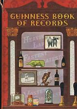 GUINNESS BOOK OF RECORDS 18th Ed Oct 1971