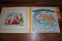 WEIHNACHTS-TRAUM -- Bilderbuch zu Weihnachten um 1970
