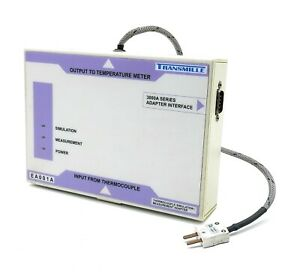 Transmille EA001A Thermocouple Simulation Adapter SN.110955G13