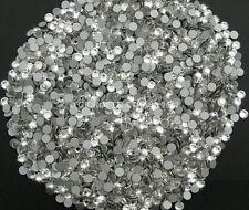 STRASS MC Stone collection 100pz SS6 2mm CRISTALLO termoadesivi hotfix clear