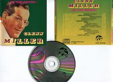 "Glenn MILLER ""In the mood"" (CD) 1989"