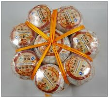 Yu Xiang pu er cha, Aged Orange Pu Erh tea Cakes, China Yunnan puerh tee tuo