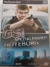 GSI Spezialeinheit Göteborg - Waffenbrüder - Undercover, Waffenlieferung, Verrat