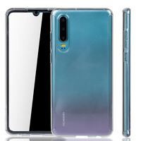 Huawei P30 Case Phone Cover Protective Case Bumper Cases Clear Protection Foil
