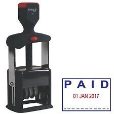 Traxx JF630-T2 professional auto encrage word et dateur-payé - 46x32mm
