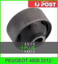 Fits PEUGEOT 4008 2012- - Rear Control Arm Bush Front Arm Wishbone