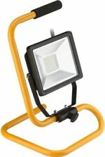 LED outdoor floodlight +base 30W yellow 1.4m/work light +wide area