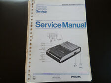 Original Service Manual Philips N 2234