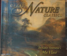 Superb Great Nature Classics CD Mint Order 9 Tracks Top Composers New 66mins