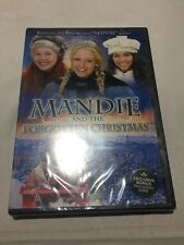 NEW DVD MANDIE AND THE FORGOTTEN CHRISTMAS in SEALED New